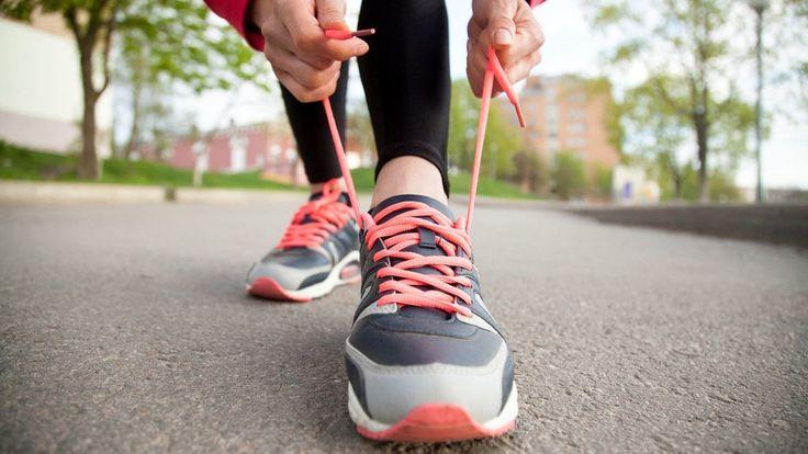 Cómo es el método más efectivo para asegurar las zapatillas antes de un entrenamiento o una carrera