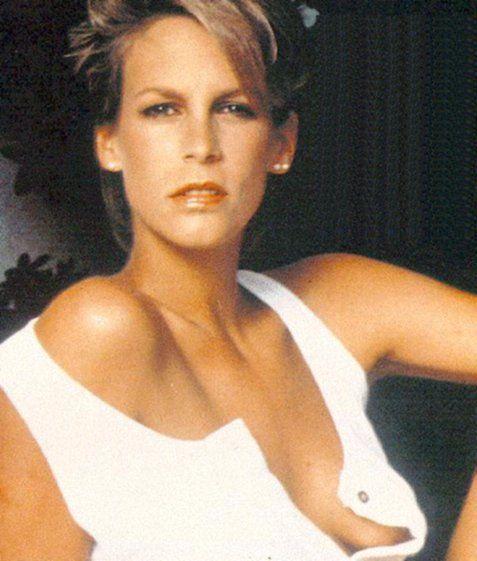 The scream queen Jamie Lee Curtis born November 22, 1958 ...