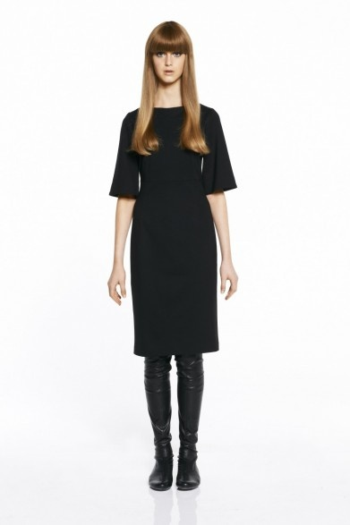 collette by Collette Dinnigan Mod 3/4 Sleeve Dress