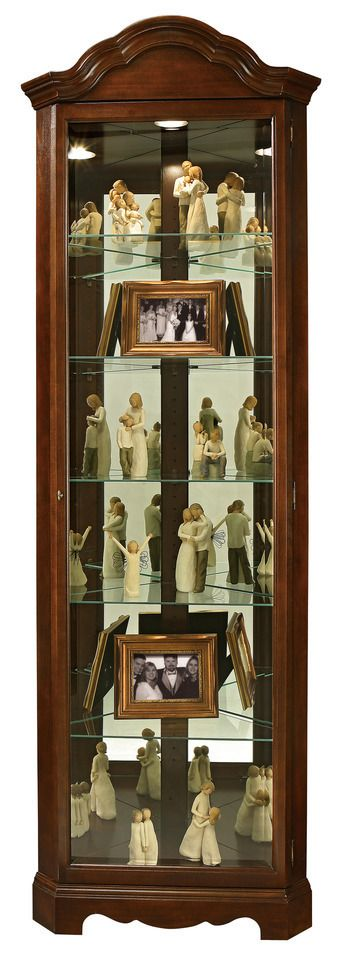Howard Miller 680-495 Murphy Curio Cabinet