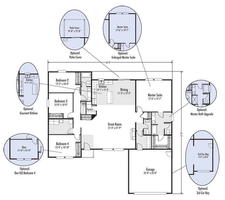 Custom Floor Plans