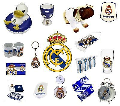 Real madrid c.f - official #football club #merchandise (gift, #xmas, birthday),  View more on the LINK: http://www.zeppy.io/product/gb/2/310839265019/