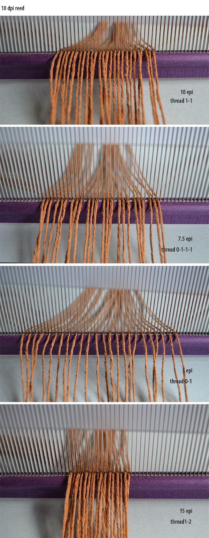 weave reed pattern - photo #34