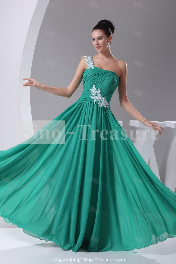 25 best ~*Green dresses for Prom*~ images on Pinterest | Cute ...