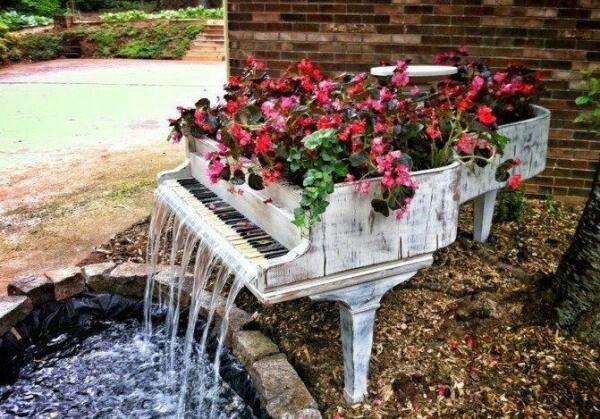Crazy garden!! :)
