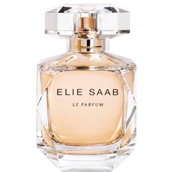 Elie Saab Le Parfum ❤ liked on Polyvore featuring beauty products, fragrance, rose fragrance, rose perfume, elie saab, orange flower perfume and heart perfume