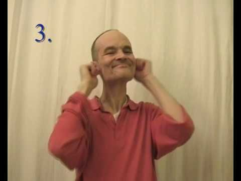 Automasáž uší: tři varianty - YouTube