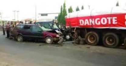 Dangote Cement Trailer Kills 15 Passengers | Shokishombolo News