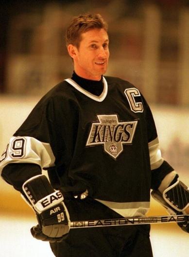 The Great One! Wayne Gretzky #99