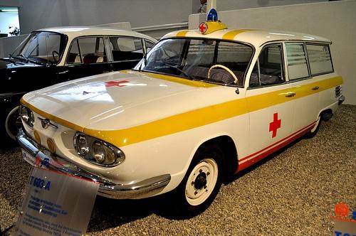 Tatra 603A