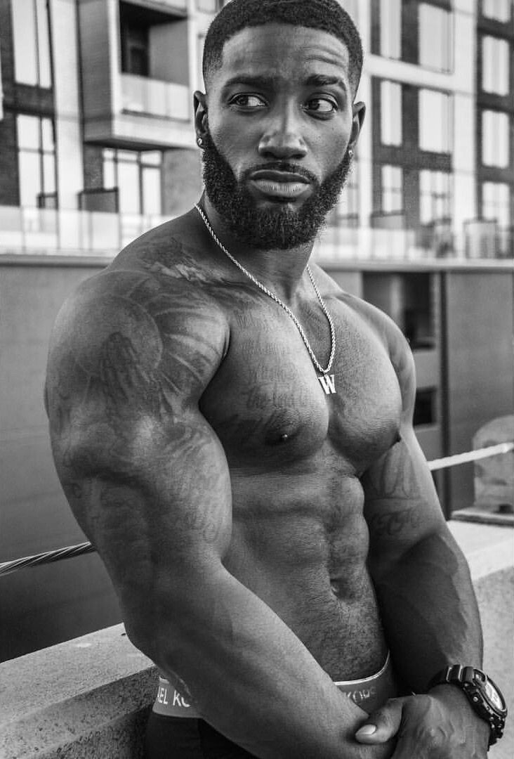 4489 best manscape images on pinterest | black man, black men and