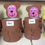 tin can monkey craft for kids