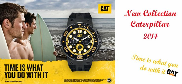 Caterpillar New Collection 2014
