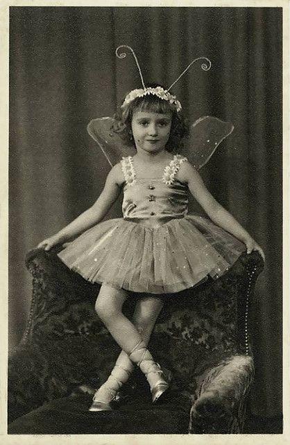 adorable fairy girl.