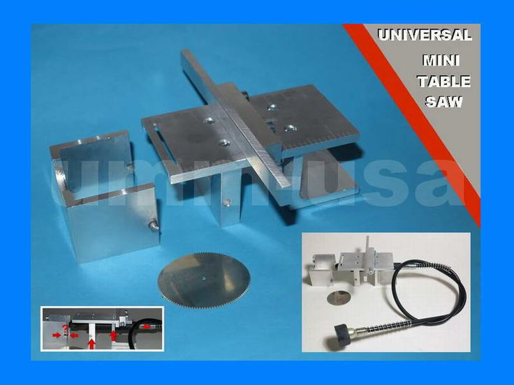 UMS14 Mini Table Saw (20MM) - UNIVERSAL