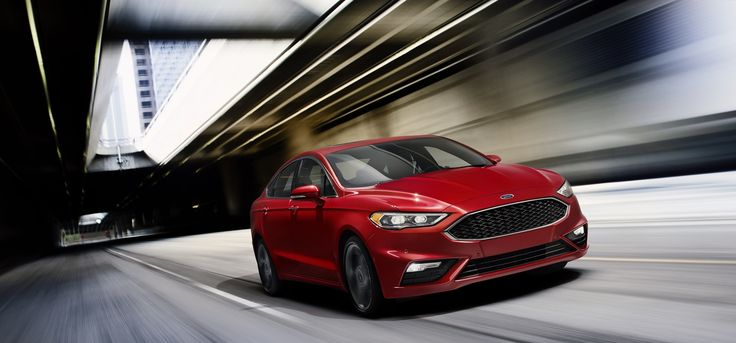 Win a 2017 Ford Fusion Sweepstakes