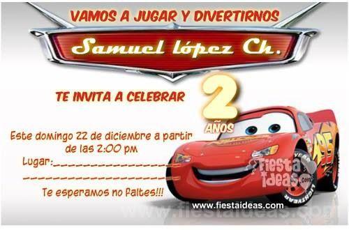 #BirthdayParty #Cars #2yearsold #invitations