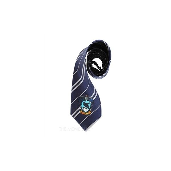 Harry Potter Ravenclaw Tie , Harry Potter Ties, Ravenclaw Tie, Harry... ($20) ❤ liked on Polyvore featuring harry potter, hogwarts, accessories, ravenclaw and hp