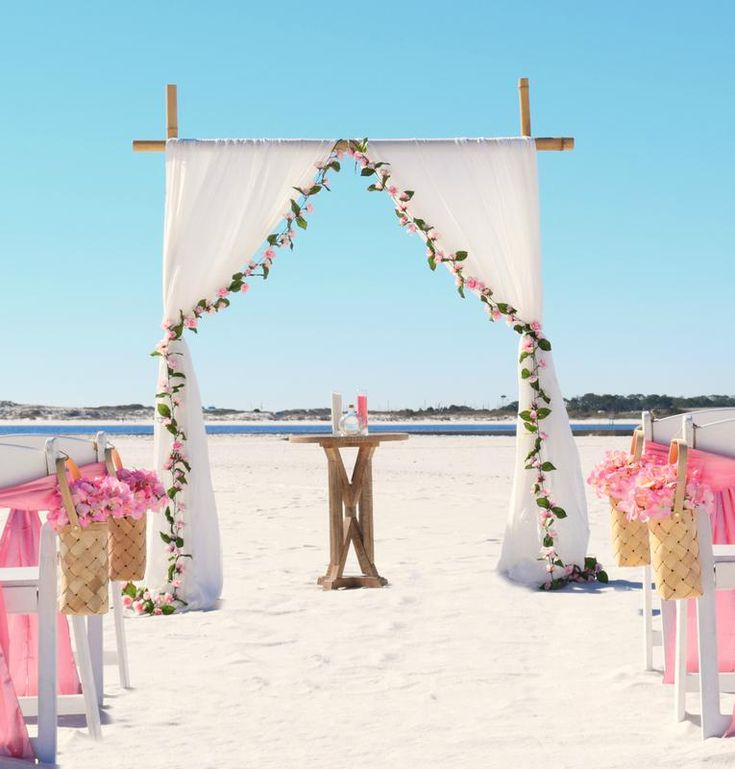 beach wedding south west uk%0A Enchanted Beach Weddings  Destin Florida