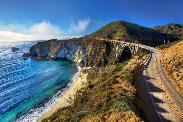 Big Sur: Dé ultieme auto route in Californië