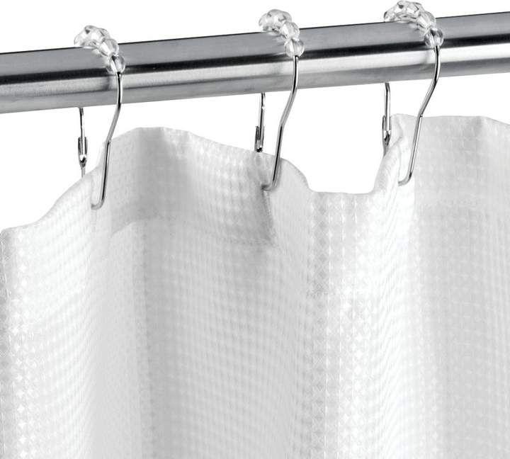 Interdesign Hartwell Shower Curtain Hooks Shower Curtain Hooks