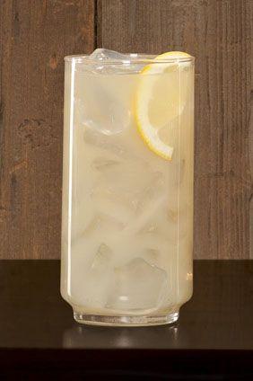 Homeward Bound:  2 parts Sailor Jerry 1 lemon wedge 4 parts Fresh (still) lemonade  Glass: highball  Method: Add Sailor Jerry and fresh lemonade to an ice-filled highball and squeeze 'n drop lemon wedge.