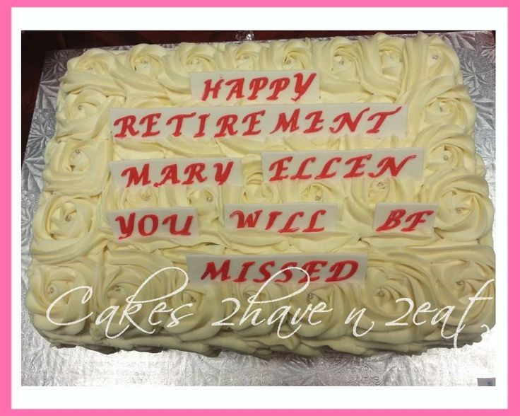 RED VELVET CAKE WITH CREAM CHEESE ICING MADE FOR A CORPORATE COMPANY FOR A RETIREMENT PARTY