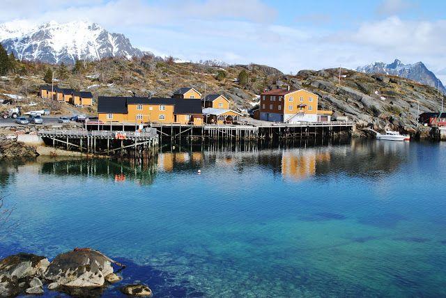 Les îles Lofoten, Norvège. Bons plans par Elsamuse
