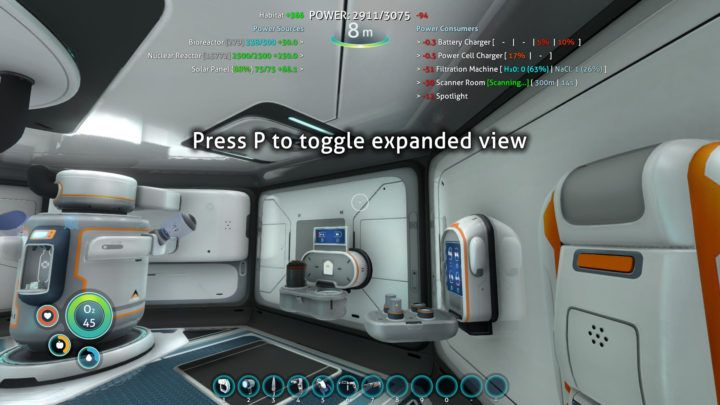 Battery Power Info Best Subnautica Mods For Pc This Mod Aims To Give You Better And More Detailed Information About How Mu Subnautica Mods Survival Games Mod There's 4 upgrade slots but those are the only two upgrades that yes, according to the scanning room wiki page, upgrades of the same type will stack and increase their overall effectiveness: best subnautica mods for pc this mod