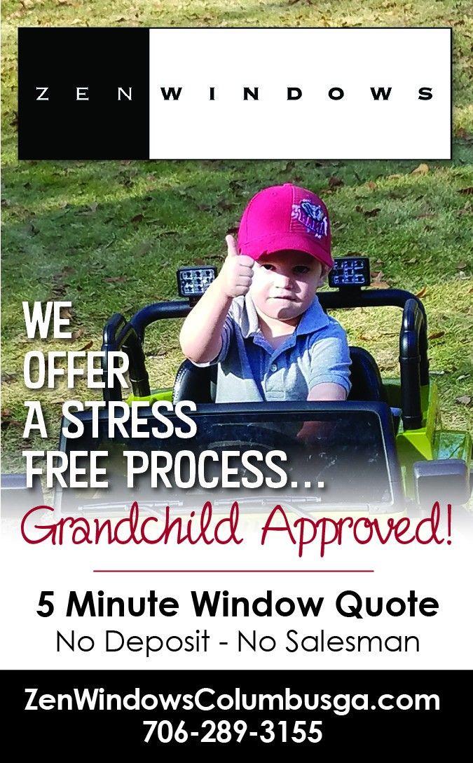Pin By Zen Windows Columbus Ga On Zen Windows Chattahoochee Valley Window Quotes Stress Free Chattahoochee