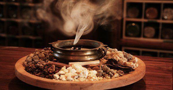 Frankincense as a psychoactive anti-depressant