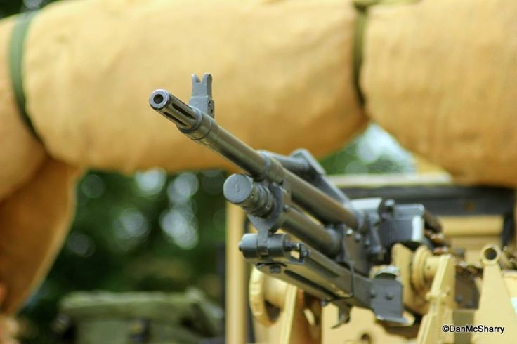 More guns!