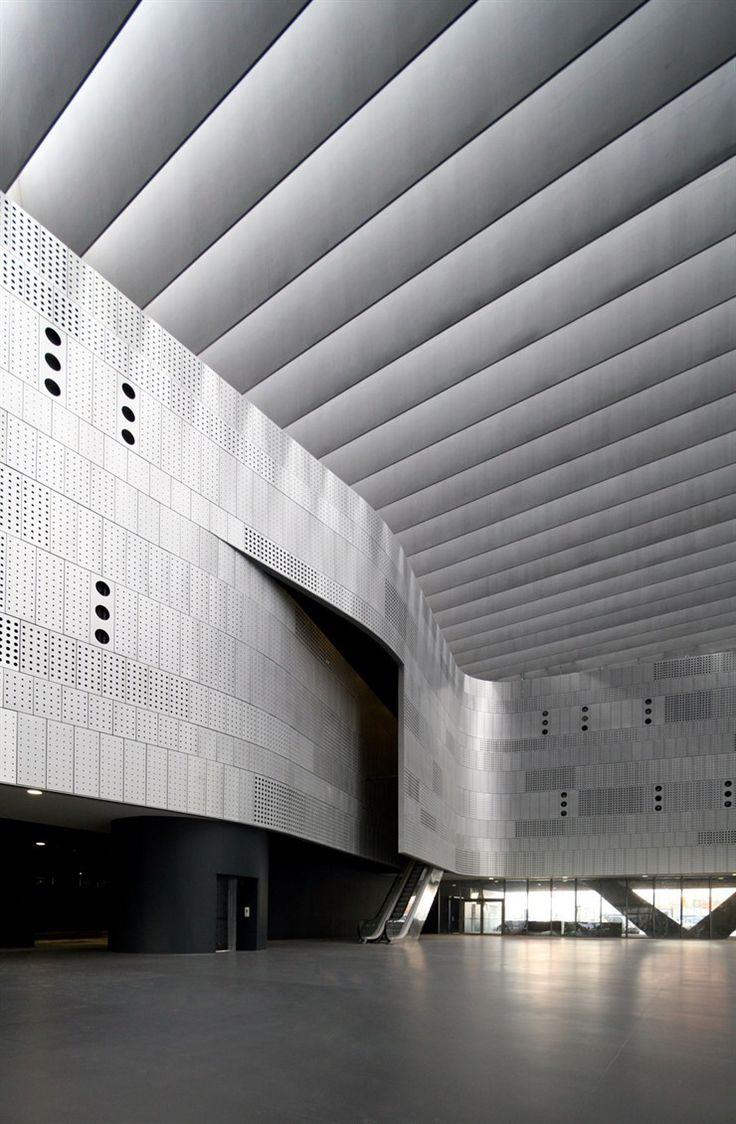 Museo Nazionale dell'Automobile di Torino, Torino, 2005 http://bit.ly/x7e3TC by CZA - Cino Zucchi Architetti #archilovers #architecture #museum