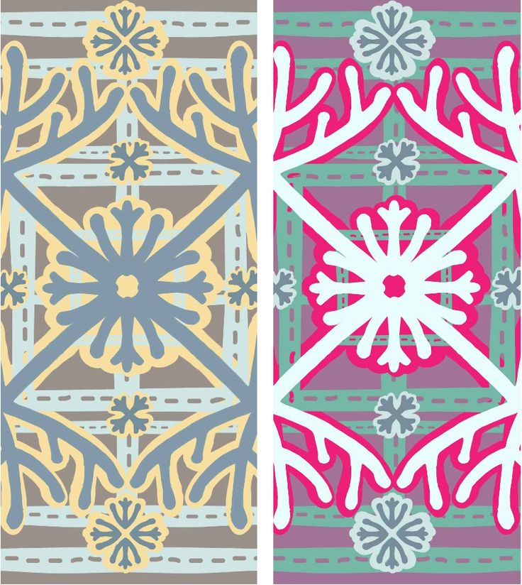 Sneak peek from Mary Strachan's collection for our Rug Design challenge #TheTextileDesignLab #PatternObserver See more from Mary at http://www.spoonflower.com/profiles/mezzones?sub_action=designs