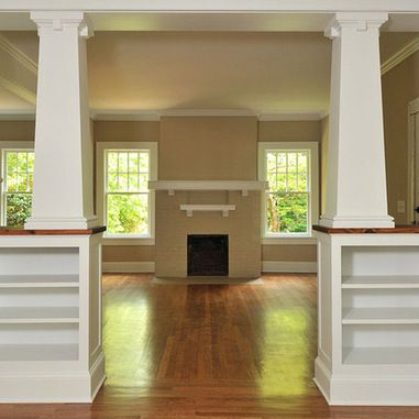 Craftsman Entry Design Ideas, Pictures, Remodel and Decor