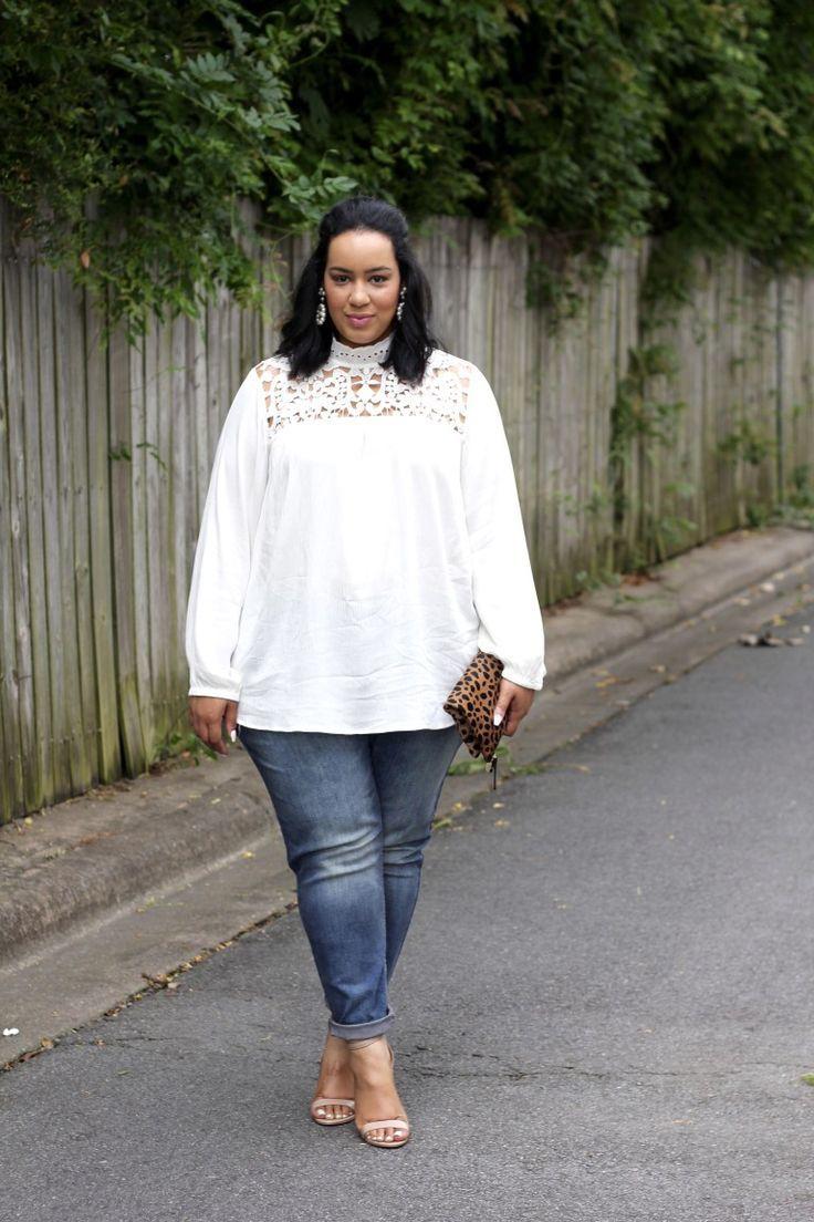 Plus Size Fashion Beauticurve Mitt Mode Min Style Pinterest