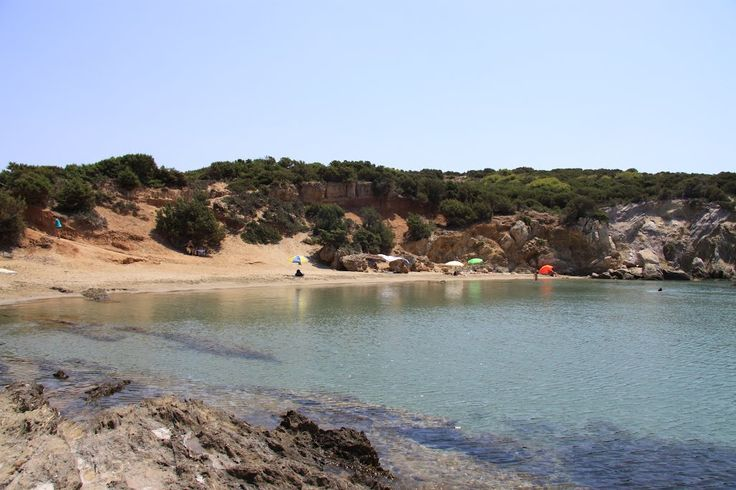 Natural attractions of Skyros