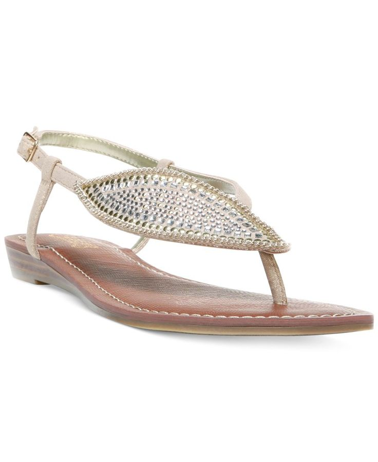 New Trendy Carlos By Carlos Santana Laverne Sparkle Bohemian Flat Sandals - White For Women Outlet