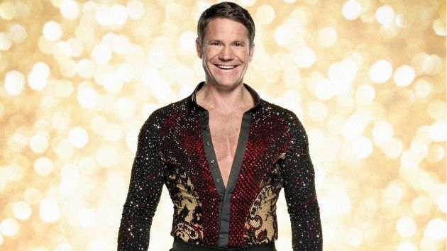 Strictly 2014 couples say goodbye to Steve Backshall