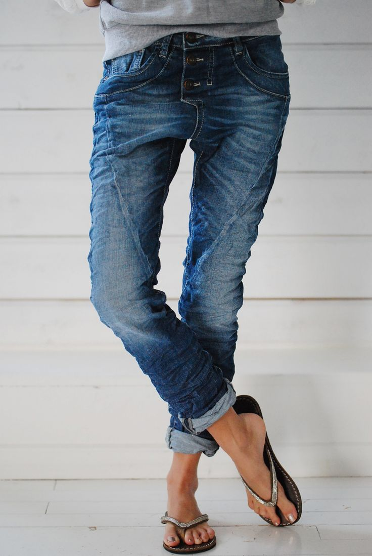 PLEASE - 3B CLASSIC - ROMA DENIM