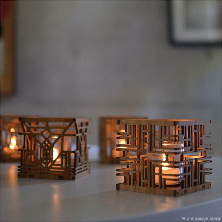 フランクロイドライト LEDキャンドル インテリア・雑貨,キャンドル・LEDキャンドル アントデザインストア