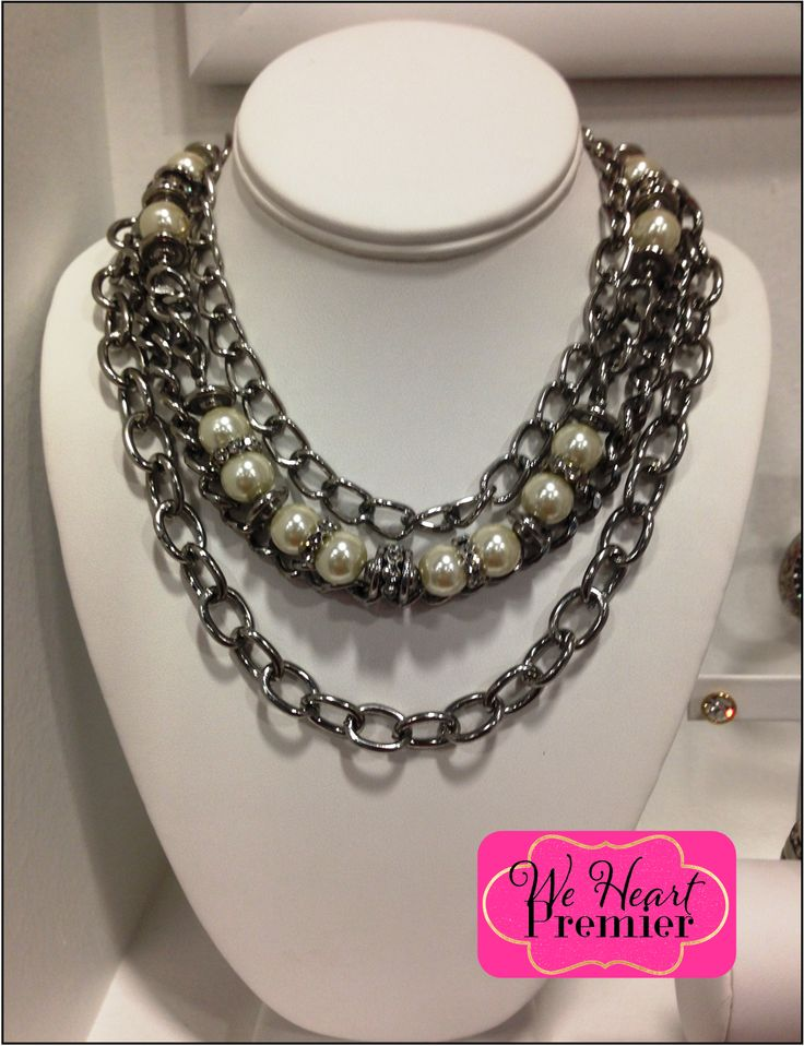 Instaglam necklace #pdstyle