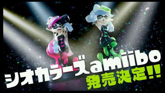 RIP my wallet for the Squid sisters waifu amiibos o3o