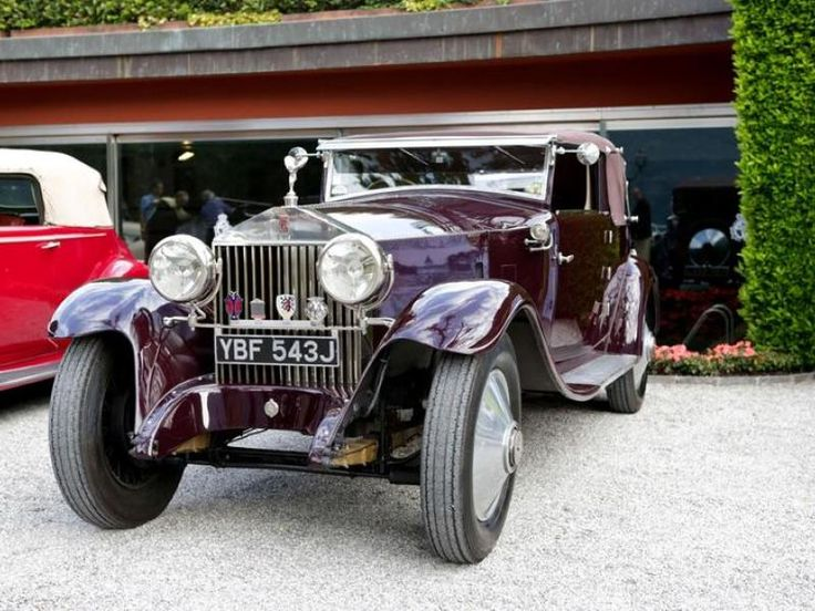 Rolls-Royce Phantom I (1925)