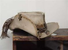 *JEB STUART's ~ Hat at the Museum of the Confederacy
