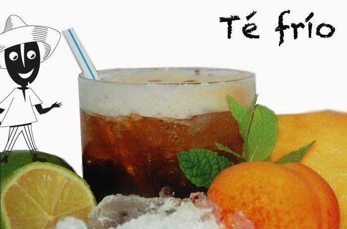 El tío Mama Same nos recomienda… como ya ha empezado el calorcito, ¡Un té frío! Mmmm irresistible :) #te #tea #tefrio #coldtea