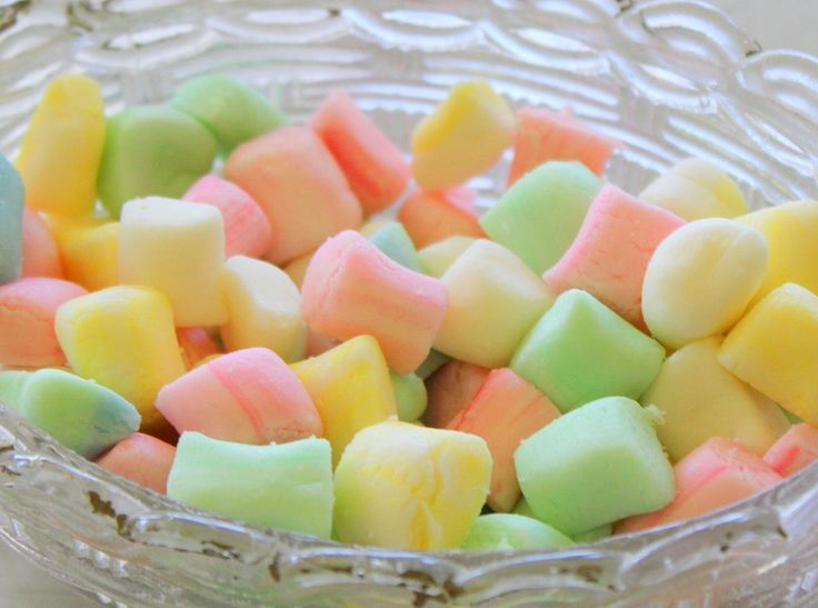 Old-Fashioned Butter Mints Recipe