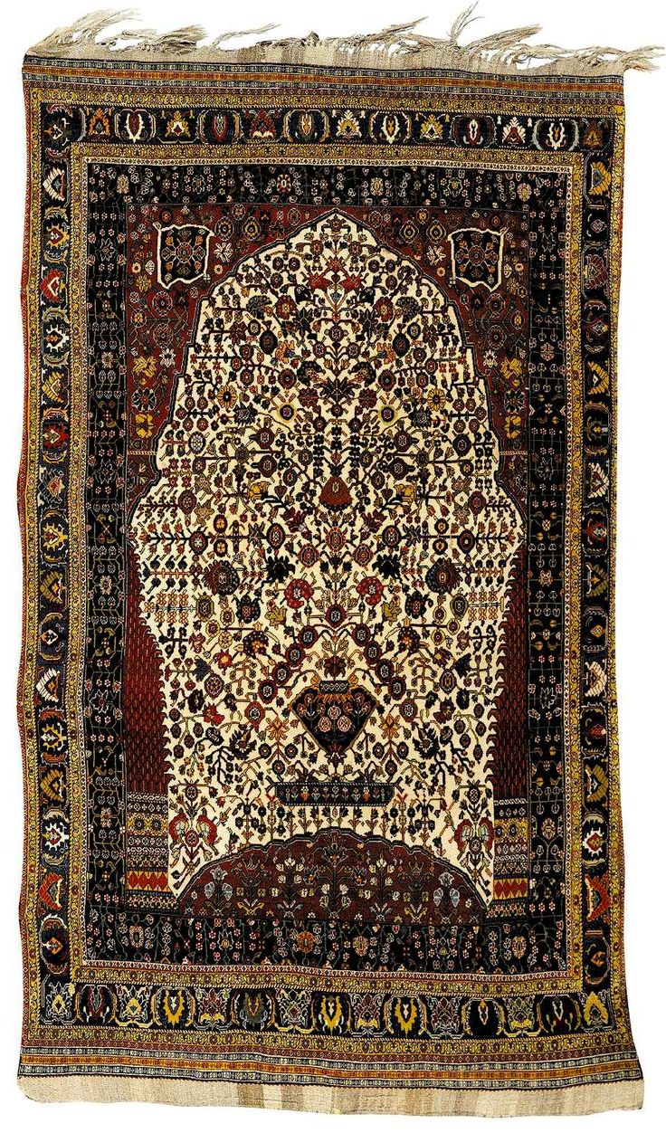 Learn about Persian Qashqai rug styles and see examples with pictures in  our guide. Information on Qashqai rugs & other styles of Persian carpets.