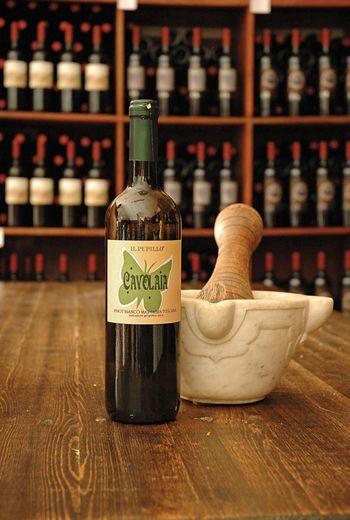 Cavolaia- #wine #whitewine #vino #PinotBianco