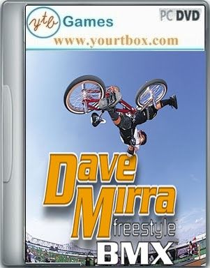 Dave Mira Freestyle BMX Game - FREE DOWNLOAD - Free Full Version PC Games and Softwares